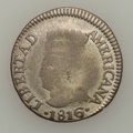 Colombia, Colombia: Libertad Americana 1816 2 Reales Pair,... (Total: 2coins)