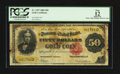 Large Size:Gold Certificates, Fr. 1197 $50 1882 Gold Certificate PCGS Apparent Fine 12.. ...