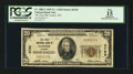 National Bank Notes:Wyoming, Lander, WY - $20 1929 Ty. 1 The First NB Ch. # 4720. ...