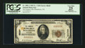 National Bank Notes:Tennessee, Winchester, TN - $20 1929 Ty. 1 The Farmers NB Ch. # 8640. ...