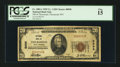 National Bank Notes:West Virginia, Thurmond, WV - $20 1929 Ty. 1 NB of Thurmond Ch. # 8998. ...