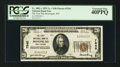 National Bank Notes:West Virginia, Monongah, WV - $20 1929 Ty. 1 The First NB Ch. # 7545. ...