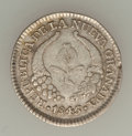 Colombia, Colombia: Bogota rare Real pair 1845 & 1846,... (Total: 2 coins)