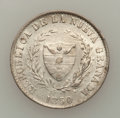 Colombia, Colombia: Bogota 2 Reales Quartet 1850-1853,... (Total: 4 coins)