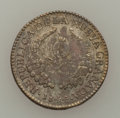 """Colombia, Colombia: Popayan Real 1844-1846 """"UM"""" Trio,... (Total: 3 coins)"""