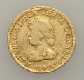 Colombia, Colombia: Popayan Gold Libertad 2 Pesos Duo,... (Total: 2 coins)