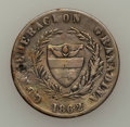 Colombia, Colombia: Popayan 2 Reales 1862 Pair,... (Total: 2 coins)