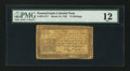 Colonial Notes:Pennsylvania, Pennsylvania March 16, 1785 15s PMG Fine 12.. ...