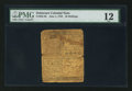 Colonial Notes:Delaware, Delaware June 1, 1759 20s PMG Fine 12.. ...