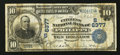 National Bank Notes:West Virginia, Philippi, WV - $10 1902 Date Back Fr. 616 The Citizens NB Ch. #(S)6377. ...