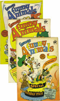 "Golden Age (1938-1955):Funny Animal, Fawcett's Funny Animals - Davis Crippen (""D Copy"") pedigree(Fawcett, 1947-52).... (Total: 19)"