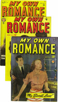 "Golden Age (1938-1955):Romance, My Own Romance Group - Davis Crippen (""D"" Copy) pedigree (Marvel,1949-53).... (Total: 16)"