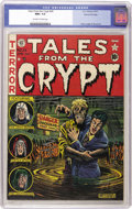 Golden Age (1938-1955):Horror, Tales From the Crypt #24 Gaines File pedigree 7/12 (EC, 1951) CGCNM+ 9.6 Off-white to white pages....
