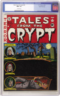Golden Age (1938-1955):Horror, Tales From the Crypt #28 Gaines File pedigree 3/12 (EC, 1952) CGCNM+ 9.6 Off-white pages....