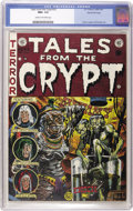 Golden Age (1938-1955):Horror, Tales From the Crypt #33 Gaines File pedigree 3/12 (EC, 1952) CGCNM+ 9.6 Cream to off-white pages....