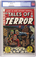Golden Age (1938-1955):Horror, Tales of Terror Annual #2 (EC, 1952) CGC VF+ 8.5 Cream to off-whitepages....
