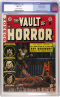 Golden Age (1938-1955):Horror, Vault of Horror #31 Gaines File pedigree 4/12 (EC, 1953) CGC NM+9.6 Off-white to white pages....