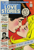 Bronze Age (1970-1979):Romance, DC 100-Page Super Spectacular #5 Love Stories (DC, 1971) Condition:VF....