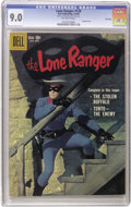 Silver Age (1956-1969):Western, Lone Ranger #129 and 142 CGC File Copy Group (Dell, 1959-61)....(Total: 2)