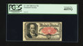 Fractional Currency:Fifth Issue, Fr. 1381 50¢ Fifth Issue PCGS Extremely Fine 40PPQ.. ...