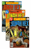 Bronze Age (1970-1979):Western, Jonah Hex Group (DC, 1977-78) Condition: Average VF/NM.... (Total: 10 Comic Books)