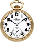 Timepieces:Pocket (post 1900), Ball (Illinois) 23 Jewel Official Standard, circa 1930. ...