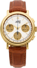 "Timepieces:Wristwatch, DuBois ""Edition Antique"" Chronograph No. 148/299, circa 1990. ..."