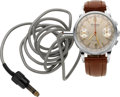Timepieces:Other , Protana Watch Form Spy Recording Device With Complete Set Of Surveillance Accessories, circa 1950's. ...