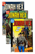 Bronze Age (1970-1979):Western, Jonah Hex Group (DC, 1978-83) Condition: Average VF/NM.... (Total: 43 Comic Books)