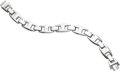 "Luxury Accessories:Accessories, Hermes Sterling Silver Classic Link GM Bracelet 8"", Very GoodCondition. ..."