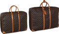 "Luxury Accessories:Travel/Trunks, Set of Two Louis Vuitton Classic Monogram Sirius Suitcases, 50cm:20"" x 15"" x 6"", 60cm: 24"" x 17"" x 7"", Good Condition. ... (Total: 2Items)"