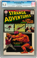 Silver Age (1956-1969):Science Fiction, Strange Adventures #180 (DC, 1965) CGC NM- 9.2 Off-white to white pages....