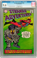Silver Age (1956-1969):Science Fiction, Strange Adventures #201 (DC, 1967) CGC NM+ 9.6 Off-white to whitepages....