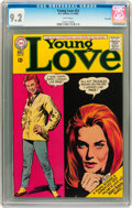 Silver Age (1956-1969):Romance, Young Love #52 Savannah pedigree (DC, 1965) CGC NM- 9.2 Whitepages....