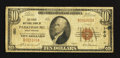 National Bank Notes:West Virginia, Parkersburg, WV - $10 1929 Ty. 1 The First NB Ch. # 180. ...