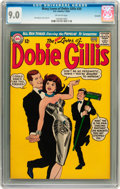 Silver Age (1956-1969):Humor, The Many Loves of Dobie Gillis #20 Savannah pedigree (DC, 1963) CGC VF/NM 9.0 Off-white pages....