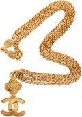 Luxury Accessories:Accessories, Chanel 1995 Fall Double Strand Runway Necklace. ...