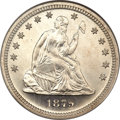 Proof Seated Quarters, 1879 25C PR67 Cameo NGC....