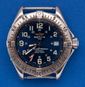 Timepieces:Wristwatch, Breitling Colt SuperOcean Steel Wristwatch With Box. ...