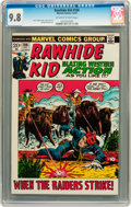 Bronze Age (1970-1979):Western, Rawhide Kid #106 (Marvel, 1972) CGC NM/MT 9.8 Off-white to white pages....