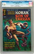 Silver Age (1956-1969):Adventure, Korak, Son of Tarzan #29 Western Penn pedigree (Gold Key, 1969) CGC NM+ 9.6 Off-white to white pages....