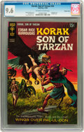Silver Age (1956-1969):Adventure, Korak, Son of Tarzan #26 Western Penn pedigree (Gold Key, 1968) CGC NM+ 9.6 Off-white to white pages....