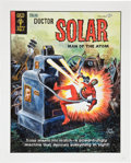 Original Comic Art:Covers, Frank Bolle Doctor Solar #9 Full Color Cover Re-CreationOriginal Art (undated)....