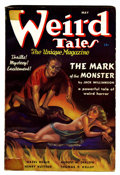 Pulps:Horror, Weird Tales May 1937 (Popular Fiction, 1937) Condition: VG....