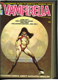 Magazines:Horror, Vampirella #1-10 And Other Magazines Bound Volume (Warren, 1969-81). Marvel and DC bonuses await the winning bidder for this...