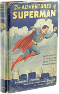 Books:First Editions, The Adventures of Superman - First Edition (Random House, 1942)....