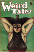 Pulps:Miscellaneous, Weird Tales (Pulp) October 1933 (Popular Fiction, 1933) Condition: FN/VF....
