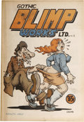 Silver Age (1956-1969):Alternative/Underground, Gothic Blimp Works #2 R. Crumb (East Village Other, 1969)Condition: FN....