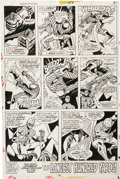 Original Comic Art:Panel Pages, Ross Andru, Mike Esposito, and Frank Giacoia - The AmazingSpider-Man #152, page 31 Original Art (Marvel, 1976)....