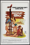 """Movie Posters:Adult, Pussycat Ranch (Jack Rabbit, 1979). One Sheet (27"""" X 41""""). Adult.. ..."""